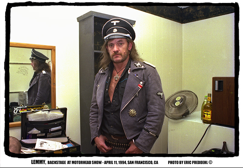 Lemmy of Motorhead - April 1994