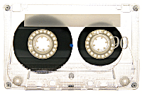 it's a cassette tape, OK?
