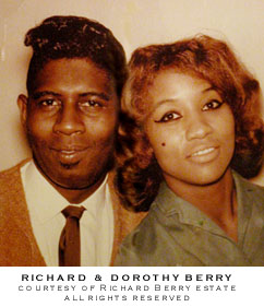 Richard & Dorothy Berry / © LouieLouie.net