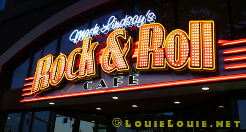 Mark Lindsay's Rock & Roll Cafe