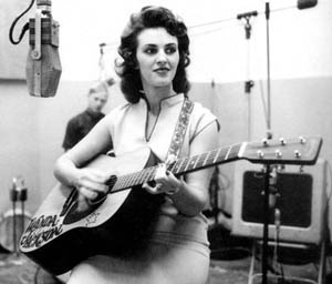 Wanda Jackson - early years