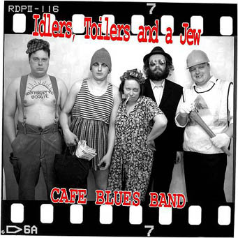 Cafe Blues Band from Russia