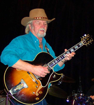 Jerry Miller, guitarist
