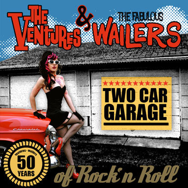 Two Car Garage- the CD