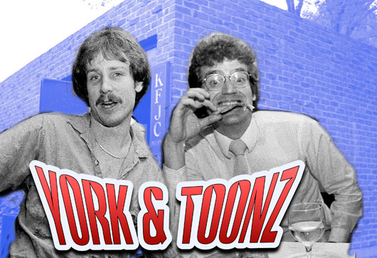 York and Tunz LOUIE LOUIE