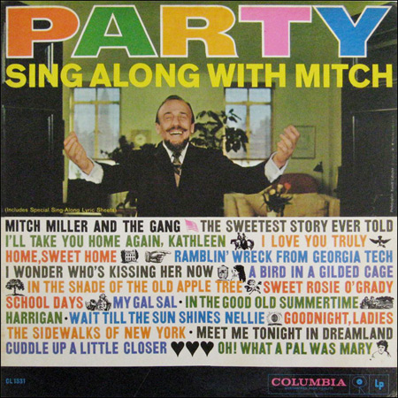 Mitch Miller - Sing Along With Mitch