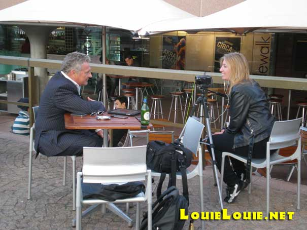 Ross Wilson interview for THE MEANING OF LOUIE © LouieLouie.net / ALL RIGHTS RESERVED