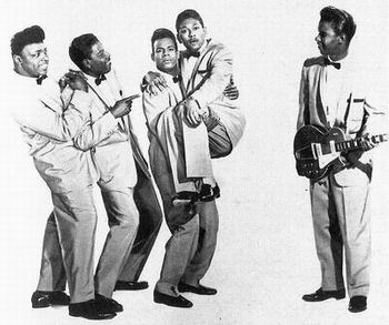 The Coasters- rock roll legends!