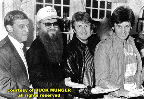 photo courtesy of Buck Munger