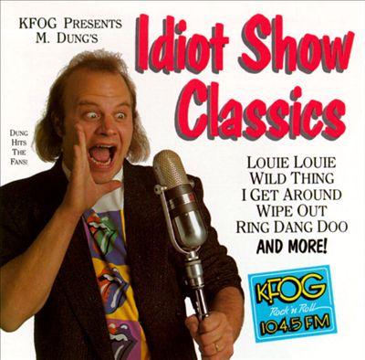dung-idiot-show-cd