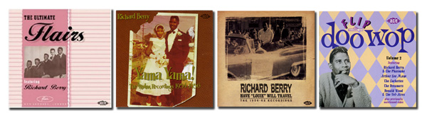 RIchard Berry on Ace Records CDs