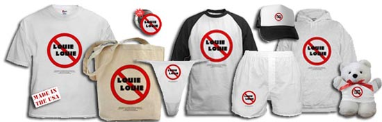 Louie Louie products