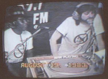Richard Berry on KFJC Radio