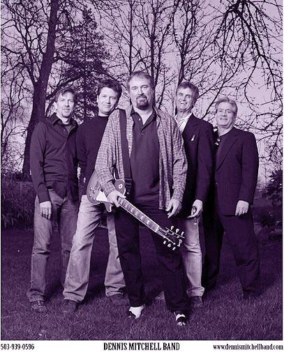 Dennis Mitchell Band
