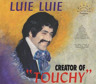 Mr Luie Luie