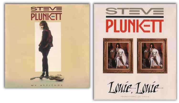 Steve Plunkett - LOUIE LOUIE